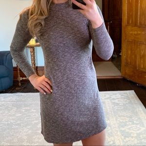 Madewell Long Sleeved Dress